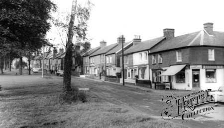 Crawley Down, Bowers Place c1965.