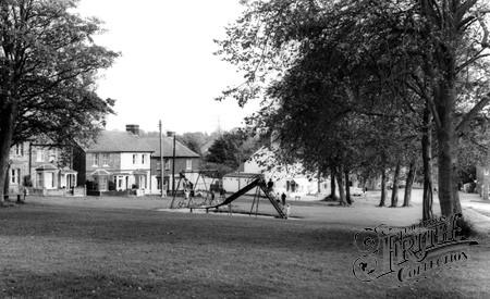 Crawley Down, Bowers Place c 1965.